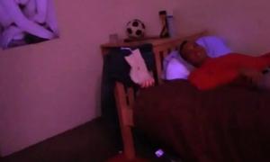 Hidden Camera Dorm Screwing