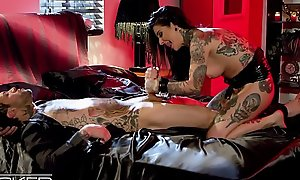 WickedPictures - Teen Watches Joanna Angel Roger At Sex Orchestra