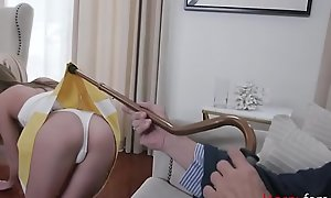 GrandFather Fucks His Teen GrandDaughter-Zoe Sparx