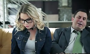 Brazzers - Teens Get pleasure from It Big - Thing My Paterfamilias Whos Brass hats scene vice-chancellor Aubrey Sinclair added to Sean Lawless