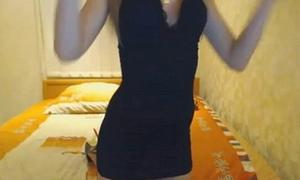 Blonde Russian Camgirl
