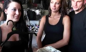 Unquestionable sex for money 9