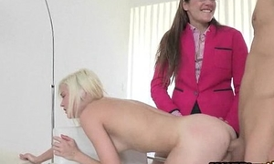 Two sexy column Samantha Ryan added to Chloe Revive threesome