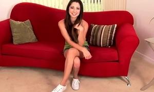 Alexa Jones Horny teen fucking first time ,blowjob doggy pussylick HD quality 18