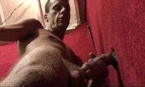 Gay hardcore gloryhole sexual intercourse porn and nasty gay handjobs 08