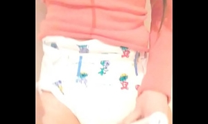 ABDL diaper girl - Just me :3
