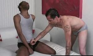 Big muscled black careless boys humiliate white twinks hardcore 25