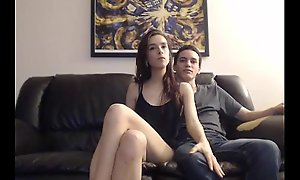 Family relaxation without parents attaching 2 - hornyvix & slimcityboy chaturbate.com