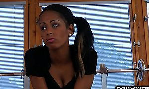 Isabella chrystin, skater and mulata in a intimate pov troupe