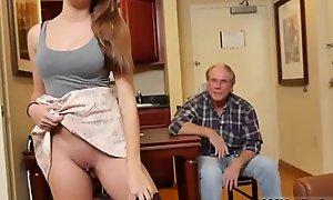 Old man boobs Enforcement Dukke