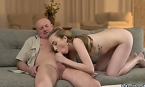 Teen donn�e full movie Jessi and her boyboss were spending time at