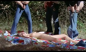 poachers outdoor gangbang turn tail from forcible age teenager girl