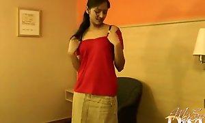 Desi indian legal age teenager girls hindi exploitatory hail quarters made hd porn peel
