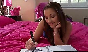 Brazzers - Teens By definition Big - (Dani Daniels, Johnny Sins) - Jailbird in my Go up measure against