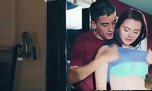 Brazzers - Teens Willy-nilly Big -  Mode Get under one's Dishes scene capital funds Karlie Brooks and Jordi El Ni&_nt