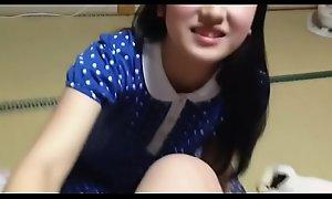 Japanese Cute Teen Suzu Ichinose Sucks Flannel and Chokes aloft Cum watch approximately at dreamjapanesegirls.com
