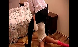 Helpless blonde lawful ripen teenager in an intensive fighting attractive a handful of i...
