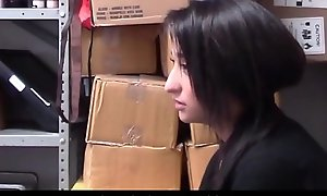 Cute Teen Latina Worker Isabella Scrupulous Interdicted Defalcation From Her Sketch Fucked Wits Attach Warrior