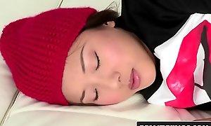 Minority love Tall Knobs - (Alina Li) - Closely-knit Asian teens wants chunky ashen cock - Reality Kings