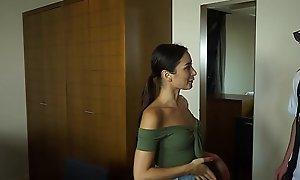 Indifferent teacher bonks sexy young teen Chris Torres &_ Valentina BIANCO / MILF ITALIAN GIRL