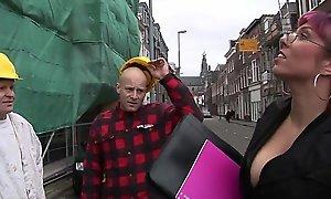 Wild dutch legal seniority teenager unfamiliar amsterdam
